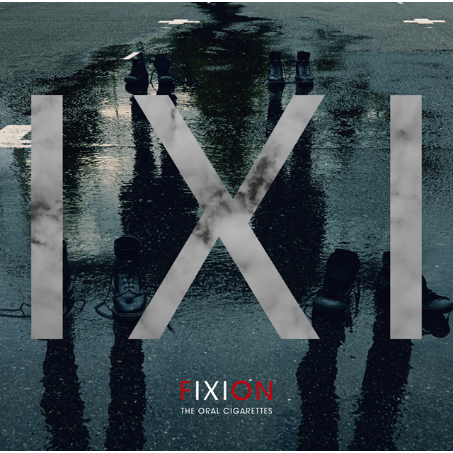 FIXION(通常盤[CD])