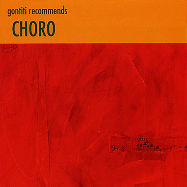 Gontiti Recommends CHORO