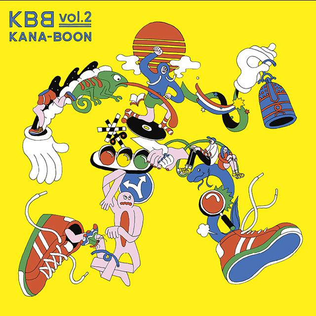 KBB Vol.2【通常盤】