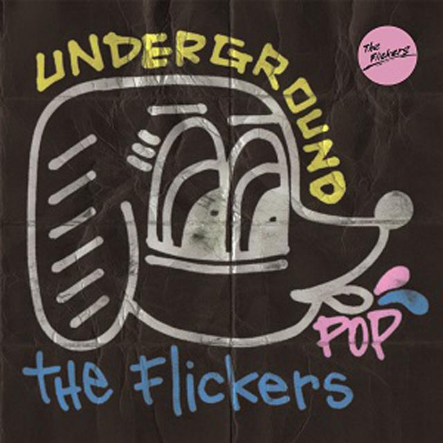 UNDERGROUND POP (CD)